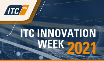 ITC Innovation Week am 26.-28.05.2021